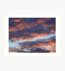 Skyscape...... Art Print