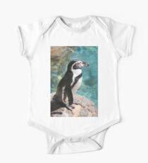Humbolt Penguin 2663 One Piece - Short Sleeve