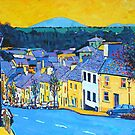 Westport High Street, County Mayo, Ireland by eolai