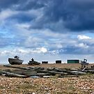 Dungeness Through a Prime Lens 15 by Andy Coleman