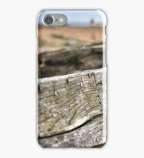 Dungeness Through a Prime Lens 14 iPhone Case/Skin