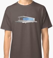 Farnsworth House - Ludwig Mies van der Rohe (1951) Classic T-Shirt