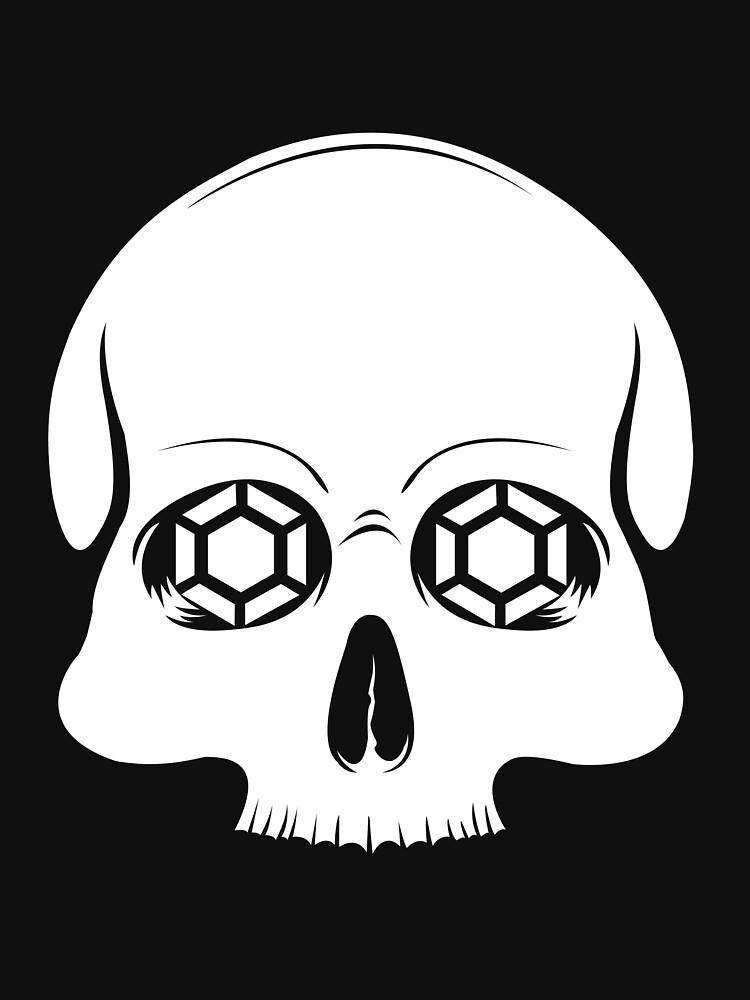 Defy Danger Skull - Black by defydanger