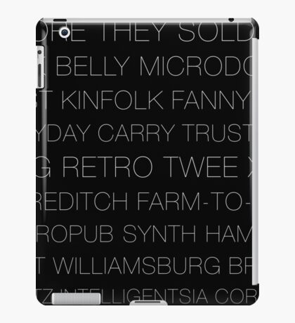 Sold out@ iPad Case/Skin