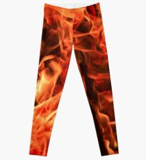 Camp Fire Leggings