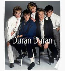 Duran Duran Vintage Poster