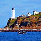 Davaar Lighthouse Scotland by FollowingTLites