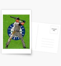 SEATTLE MARINERS Postcards
