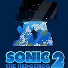 Sonic The Hedgehog 2 by stephenb19