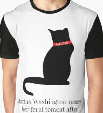 Hamilton Feral Tomcat Graphic T-Shirt