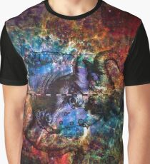 When The Stars Are Right - The Crab Nebula in Taurus Graphic T-Shirt