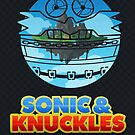 Sonic & Knuckles by stephenb19