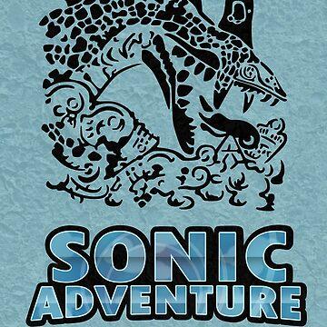 Sonic Adventure by stephenb19