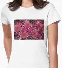 Like Suns, Like Stars or Just Exotic Mums Women's Fitted T-Shirt