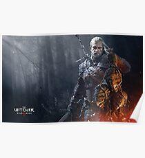 Geralt Poster
