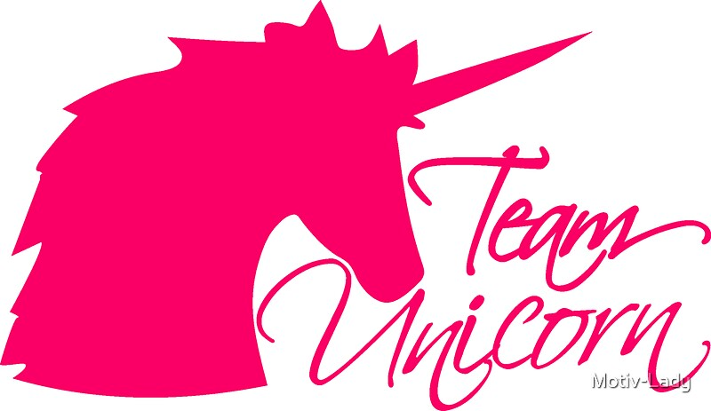 """head team unicorn unicorn pink horse outline silhouette ..."