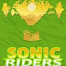 Sonic Riders by stephenb19