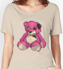 The Pink Teddybear Women's Relaxed Fit T-Shirt
