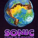 Sonic Unleashed by stephenb19
