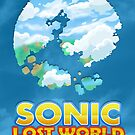 Sonic Lost World by stephenb19