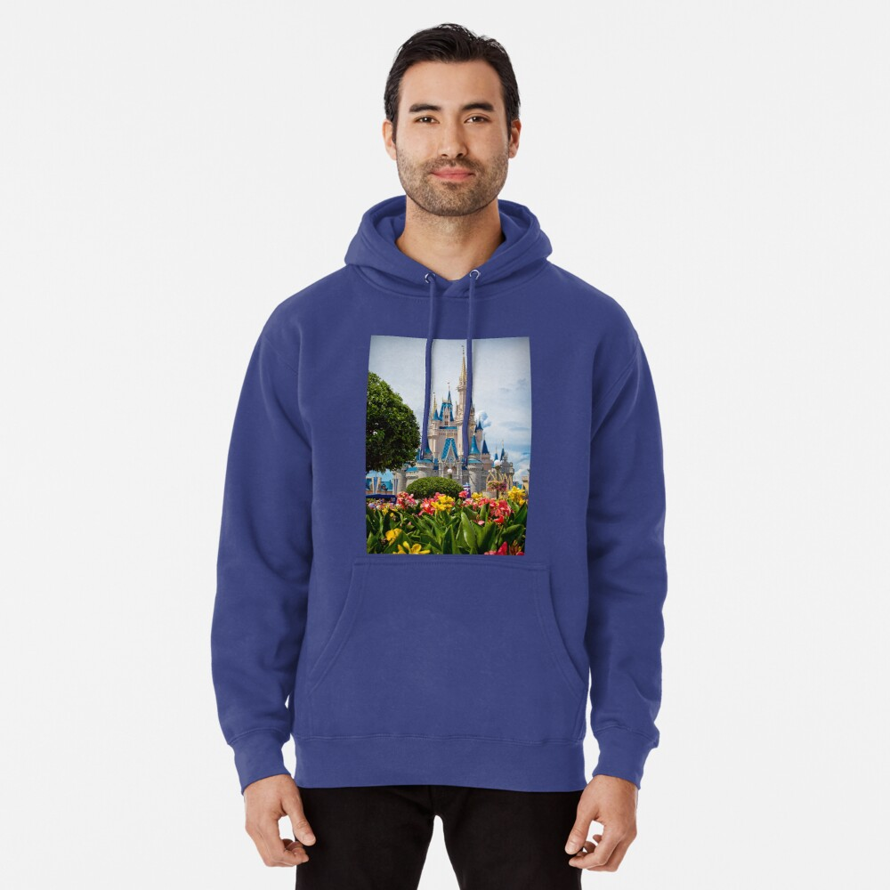 Beauty All Around Pullover Hoodie Front