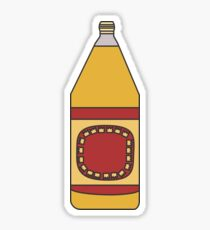 40oz Sticker