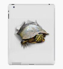 Funny turtle iPad Case/Skin