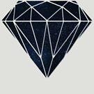 Diamond Night Sky by metronomad