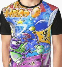 Yedi Fresh ( DJ QBERT HARD BOILED SCRAMBLED EGG #1 ) Graphic T-Shirt