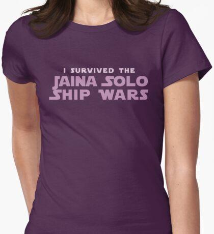 I Survived the Jaina Solo Ship Wars T-Shirt