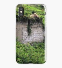 Overgrown Adobe Building iPhone Case/Skin