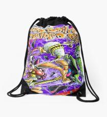 Yedi Fresh ( DJ QBERT Hard Boiled Scrambled Egg #2 ) Drawstring Bag