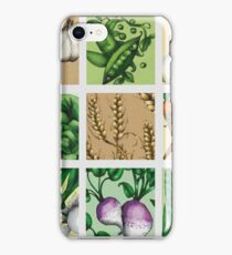 Farmers Market Montage iPhone Case/Skin