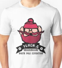 Yukon C North Pole Expedition Cool Design T Shirt Unisex T-Shirt