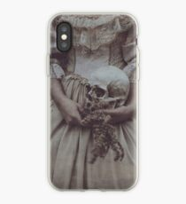 Nature Sufficeth unto Herself iPhone Case