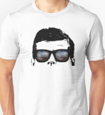 JFK Pop Art (Vector Variation) Unisex T-Shirt
