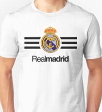 real madrid logo team Unisex T-Shirt