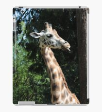Silly giraffe  iPad Case/Skin