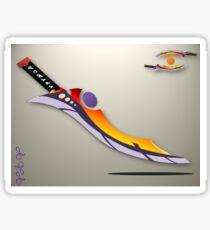 THE HEAVENLY SWORD  Sticker