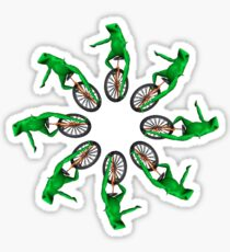 dat boi spiral Sticker