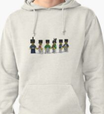 French Infantry Minifigs  Pullover Hoodie