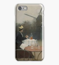 Ramon Casas - Plein Air  iPhone Case/Skin