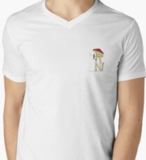 Water House Men's V-Neck T-Shirt