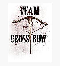 Team Crossbow Photographic Print
