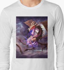 Zerolios - Bone Lighting Dragon Long Sleeve T-Shirt