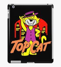 Top Cat iPad Case/Skin