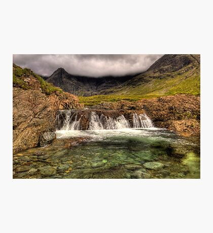 Isle of Skye, The Fairy Pools Photographic Print