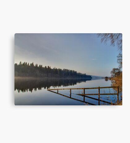 Loch Ken Reflections Canvas Print