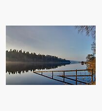Loch Ken Reflections Photographic Print