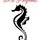 We're Pregnant Card by hazelbasil